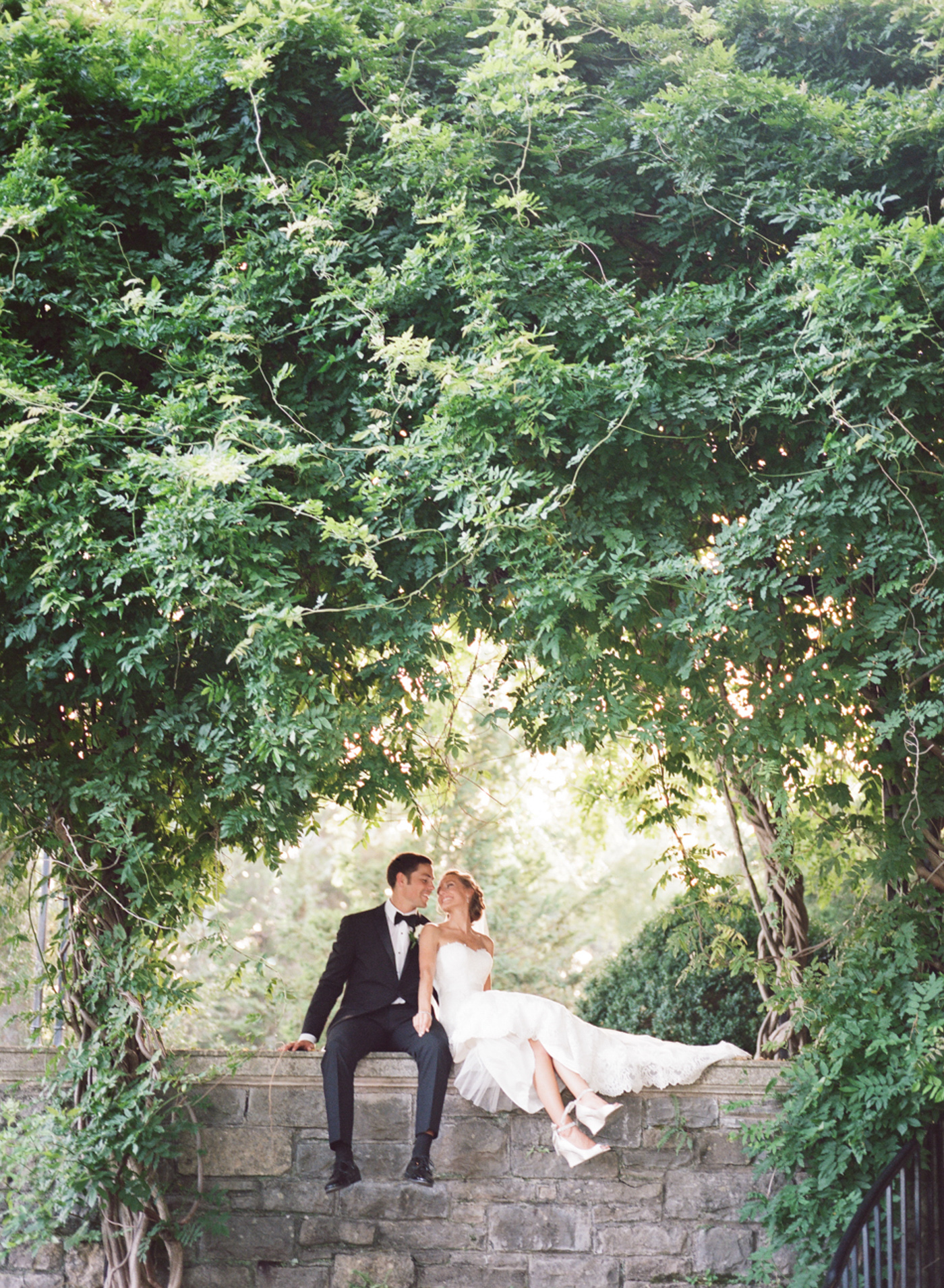 Nashville wedding at Cheekwood Museum and Gardens