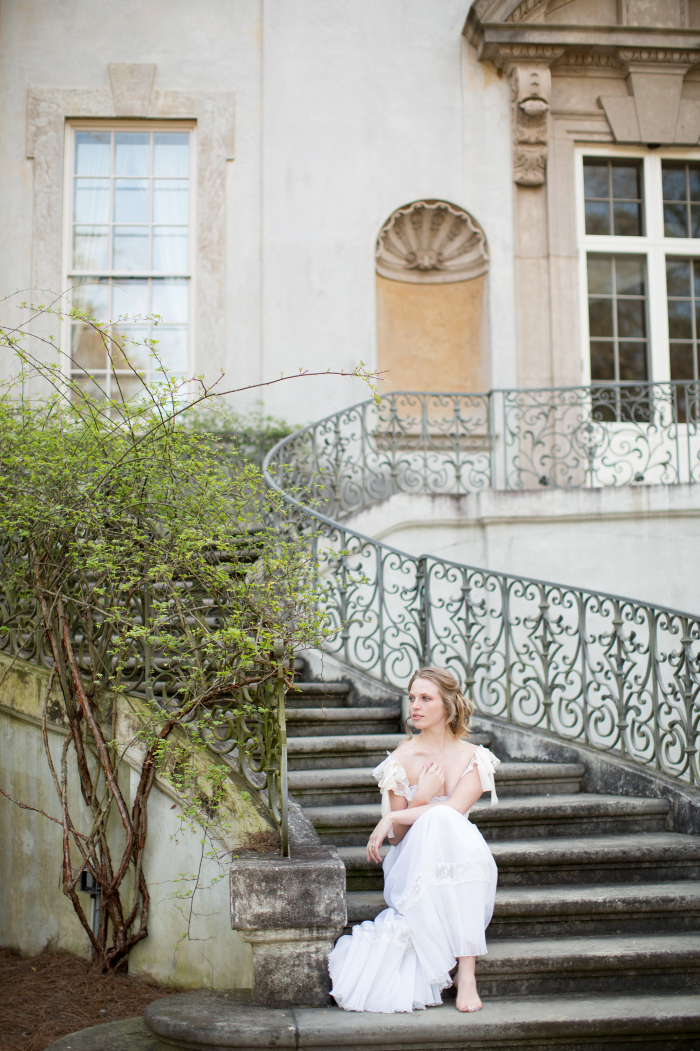 Swan House Wedding in Atlanta Georgia