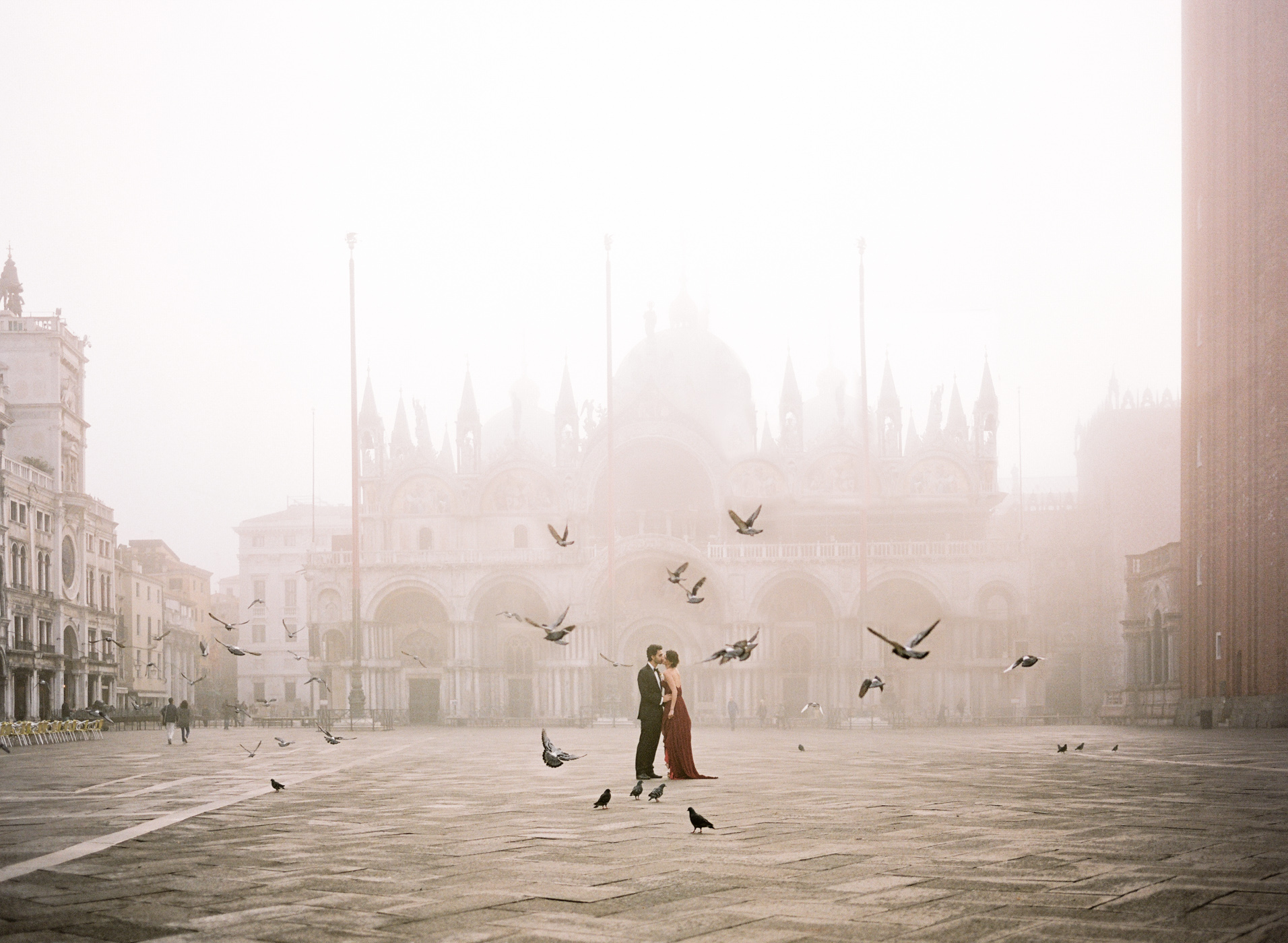 Wedding in Venice Photography by Koby Brown
