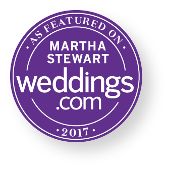 Koby and Elizabeth Brown featured on Martha Stewart Weddings 2017